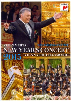 New Year's Concert 2015 (DVD)
