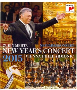 New Year's Concert 2015 (Blu-ray Disc)