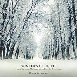 Quadriga Consort - Winter's Delights
