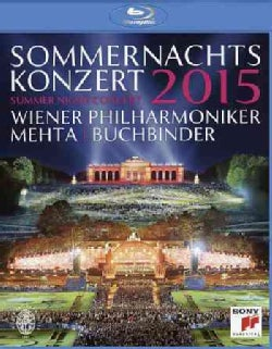 Sommernachtskonzert 2015/Summer Night Concert 2015 (Blu-ray Disc)