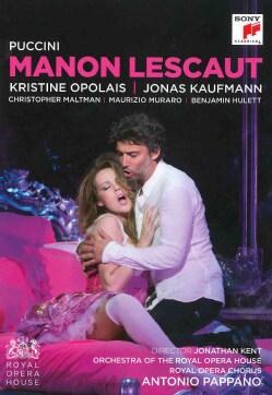 Puccini: Manon Lescaut (DVD)