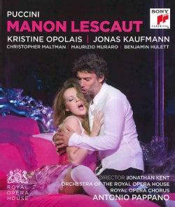Puccini: Manon Lescaut (Blu-ray Disc)
