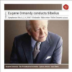Eugene Ormandy - Eugene Ormandy Conducts Sibelius