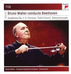 Bruno Walter - Bruno Walter Conducts Beethoven