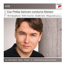 Carl Nielsen - Salonen Conducts Nielsen