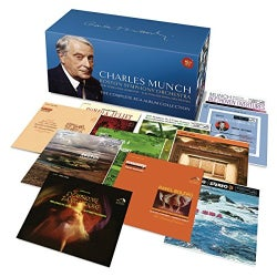 Charles Munch - The Complete Album Collection