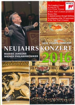 New Year's Concert 2016 (Blu-ray Disc)