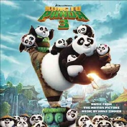 Hans Zimmer - Kung Fu Panda 3 (OSC)