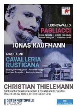Mascagni/Leoncavallo: Cavalleria Rusticana/Pagliacci (DVD)