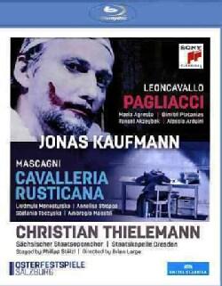 Mascagni/Leoncavallo: Cavalleria Rusticana/Pagliacci (Blu-ray Disc)