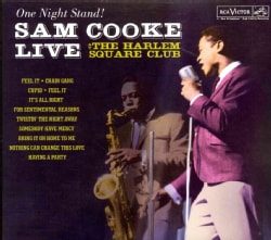 Sam Cooke - One Night Stand: Sam Cooke Live at The Harlem Square Club, 1963