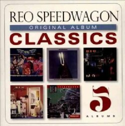 REO Speedwagon - Original Album Classics: REO Speedwagon