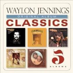 Waylon Jennings - Original Album Classics: Waylon Jennings