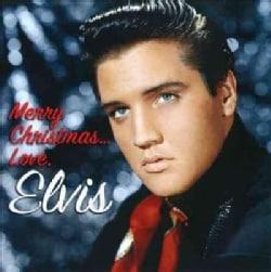 Elvis Presley - Merry Christmas Love, Elvis