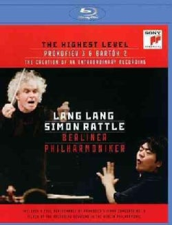 The Highest Level: Documentary On The Recording & Prokofiev Piano Concerto No. 3 (Blu-ray Disc)