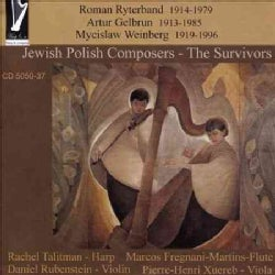 Various - Jewish Polish Composers: The Survivors