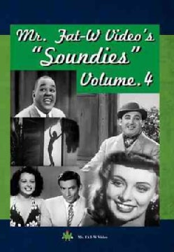 Soundies Vol. 4 (DVD)