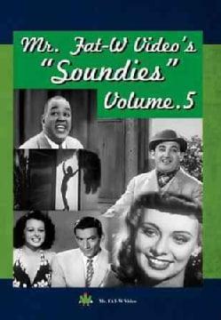 Soundies Vol. 5 (DVD)
