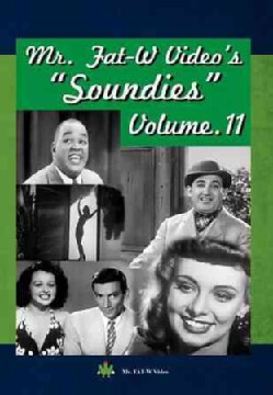 Soundies Vol. 11 (DVD)
