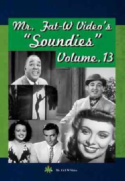 Soundies Vol. 13 (DVD)