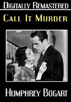 Call It Murder (DVD)