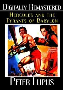 Hercules And The Tyrants Of Babylon (DVD)
