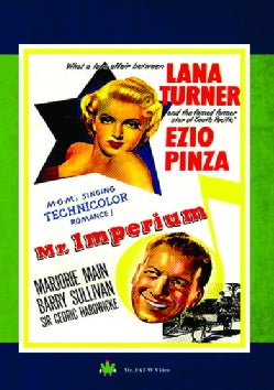 Mr. Imperium (DVD)