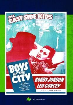 Boys Of The City (DVD)