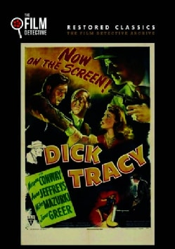 Dick Tracy-Detective (DVD)