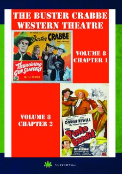 The Buster Crabbe Western Theatre Vol. 8 (DVD)