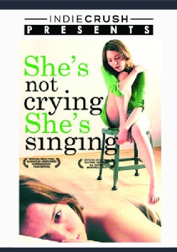 She Is Not Crying, She Is Singing (DVD)