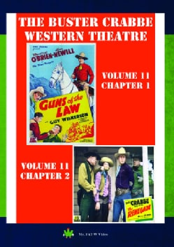 The Buster Crabbe Western Theatre Vol. 11 (DVD)
