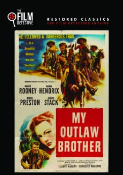 My Outlaw Brother (DVD)