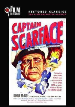 Captain Scarface (DVD)