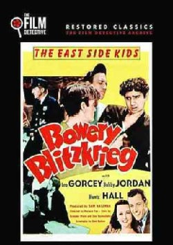 Bowery Blitzkrieg (DVD)