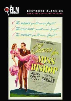 Cheers For Miss Bishop (DVD)