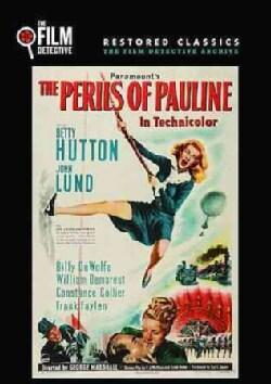 The Perils Of Pauline (DVD)