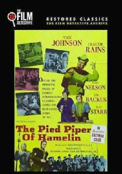 The Pied Piper Of Hamelin (DVD)