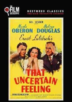 That Uncertain Feeling (DVD)