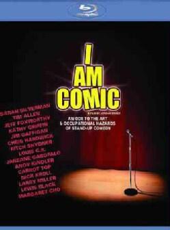 I Am Comic (Blu-ray Disc)