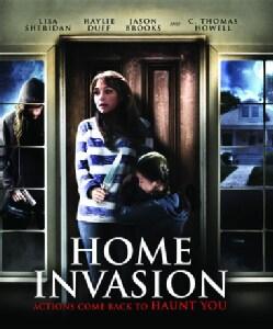 Home Invasion (Blu-ray Disc)