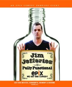 Jim Jefferies: Fully Functional (Blu-ray Disc)