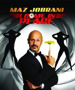 Maz Jobrani: I Come in Peace (Blu-ray Disc)