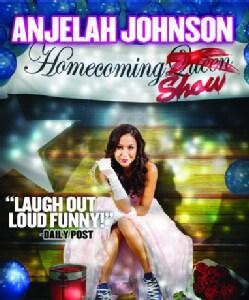 Anjelah Johnson: The Homecoming Show (Blu-ray Disc)