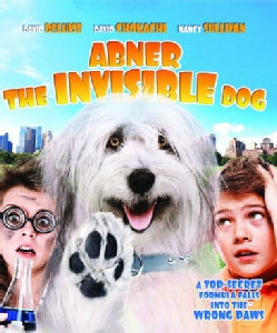 Abner The Invisible Dog (Blu-ray Disc)