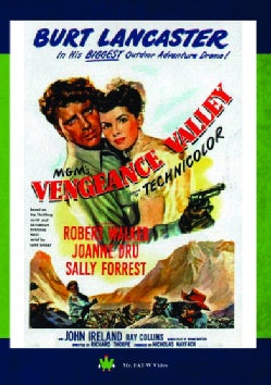 Vengeance Valley (DVD)