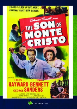 The Son Of Monte Cristo (DVD)