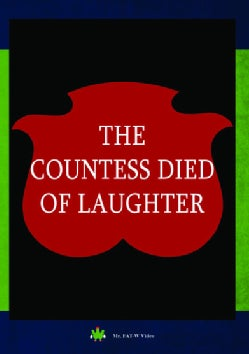 The Countess Died Of Laughter (DVD)