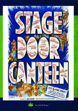 Stage Door Canteen (DVD)