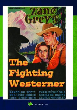 The Fighting Westerner (DVD)